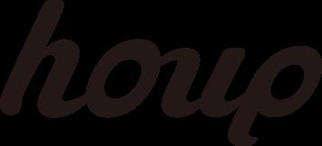 houp フッターロゴ